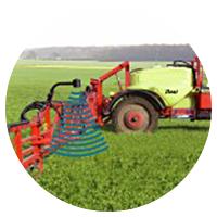 Сельскохозяйственное оборудование с интернет-подключением