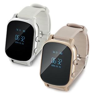 Стильные GPS-часы Smart Baby Watch T58 (GW700) для всех возрастов