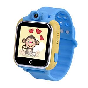 GPS-часы для детей Smart Baby Watch 3G (GW1000, Q75)