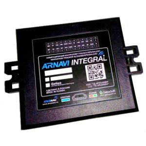 ГЛОНАСС/GPS контроллер с возможностью подключения датчиков