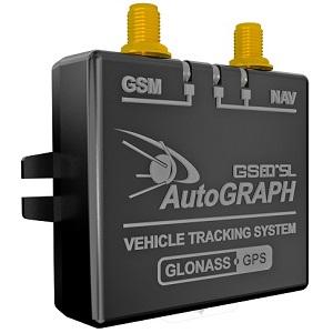 GPS/ГЛОНАСС трекер АвтоГРАФ-SL вид 2