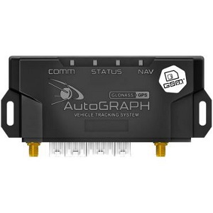 Компактный спутниковый трекер АвтоГРАФ-GSM