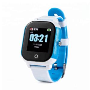 GPS-часы Wonlex GW 700S бело-голубые